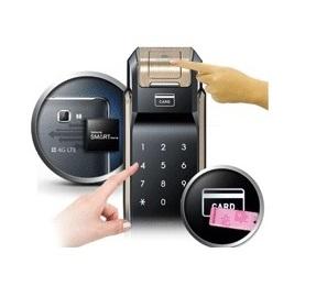 قفل هوشمند قفل الکترونیکی قفل الکترونیک قفل کارتی