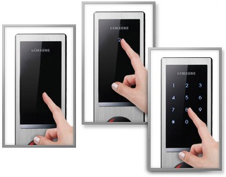 قفل الکترونیکی رمزی