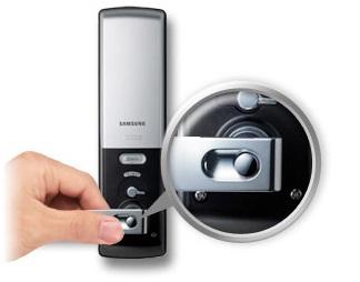 قفل الکترونیک قفل کارتی قفل هوشمند قفل الکترونیکی