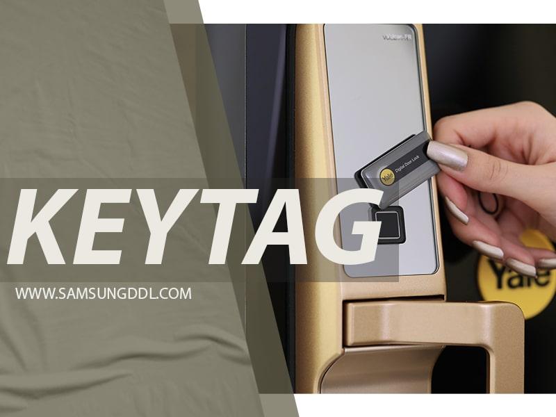 کارت key tag