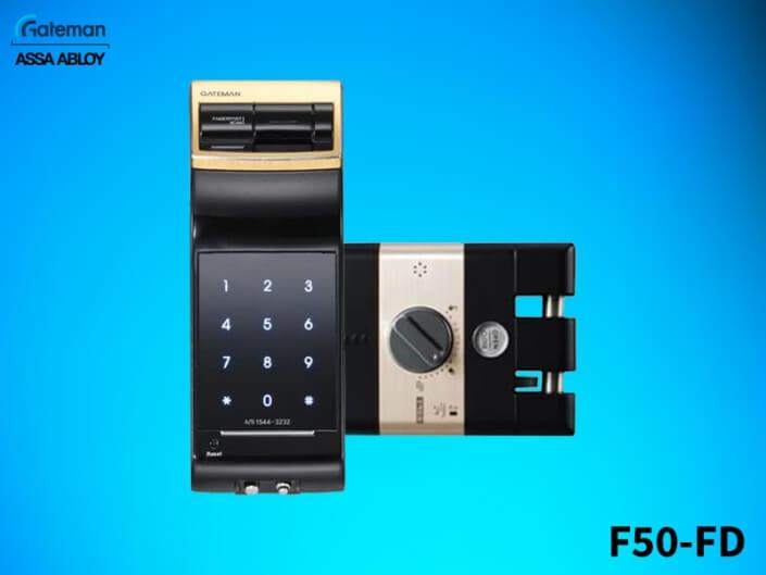 gateman-F50