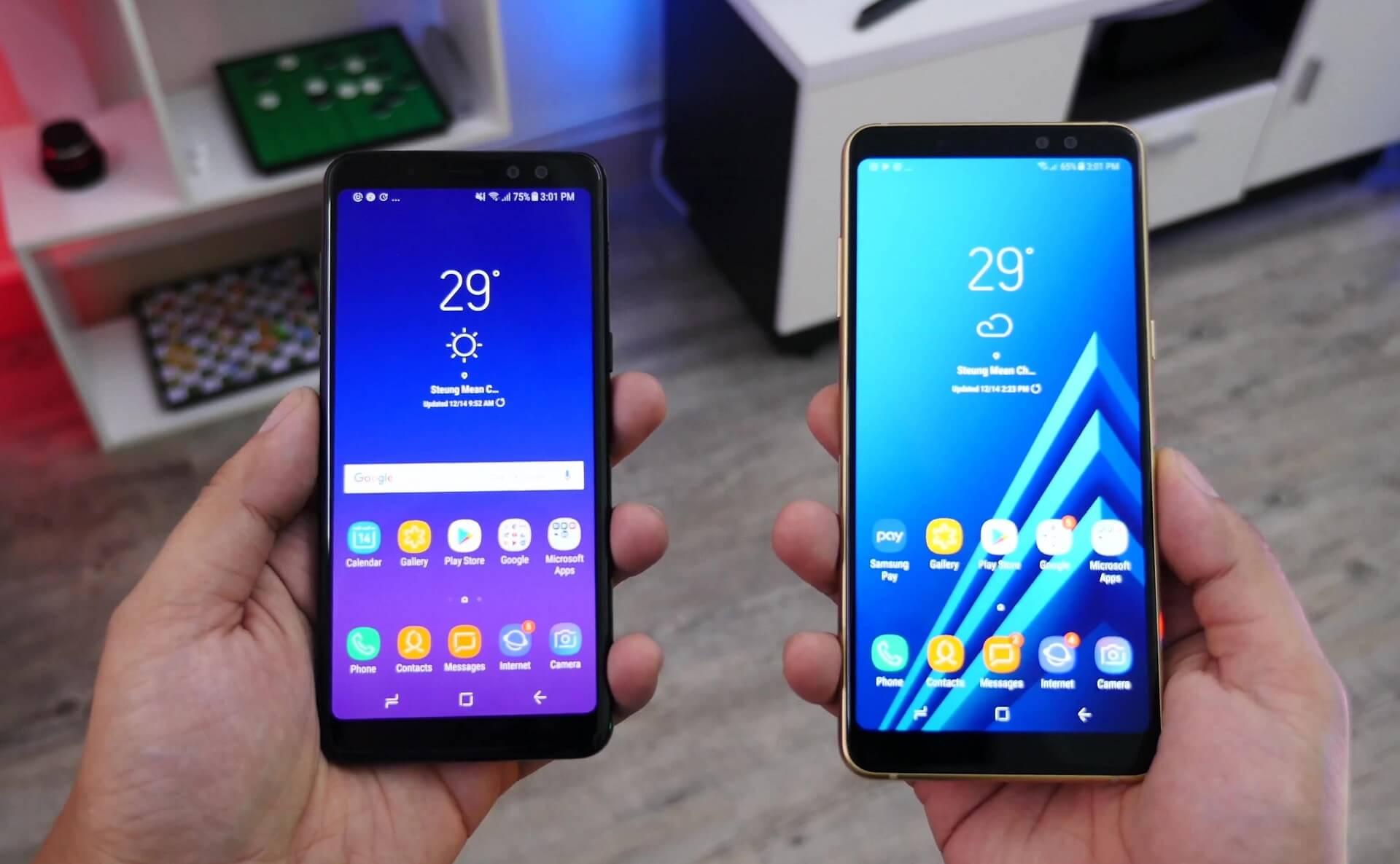 گوشی جدید سامسونگ - (Galaxy A6 (2018