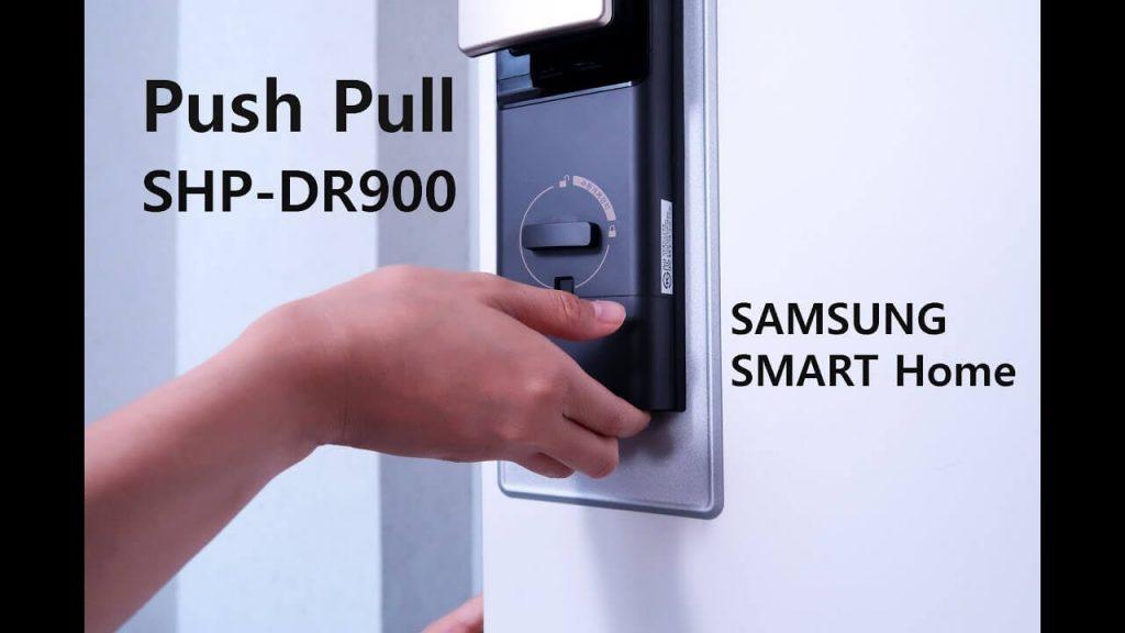 دستگیره دیجیتالی - قفل samsung SHP-DR900