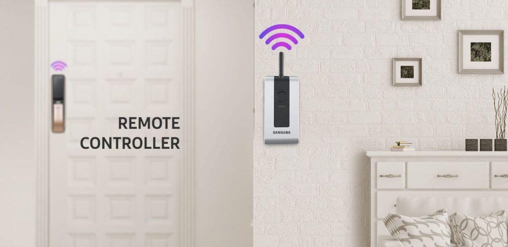 تجهیزات جانبی قفل الکترونیکی سامسونگ