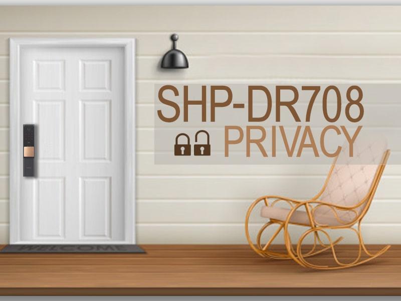 قفل سامسونگ shp-dr708