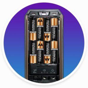 باتریهای قلمی AA