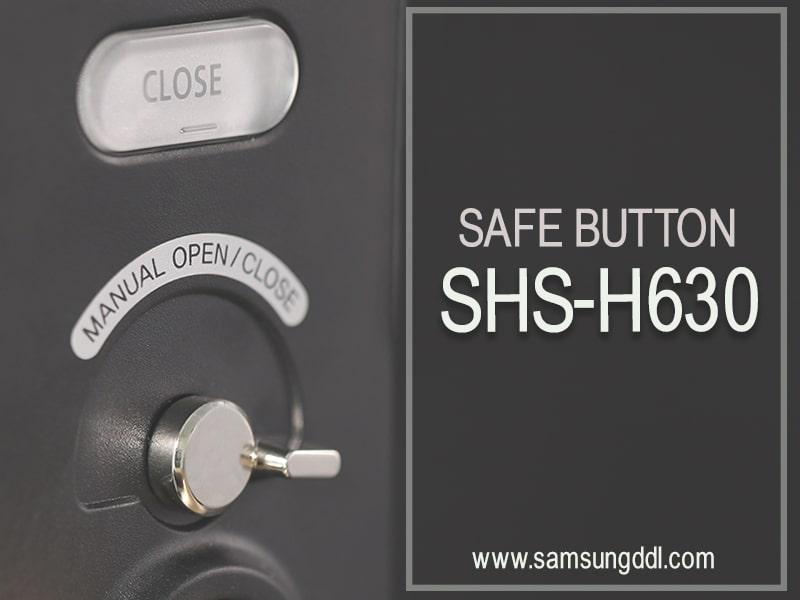 قفل سامسونگ SHS-H630
