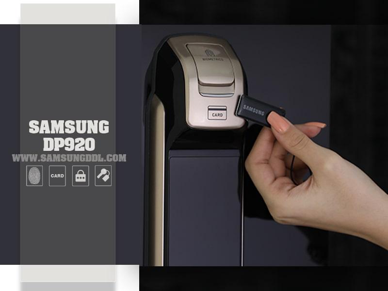 قفل سامسونگ shp-dp920