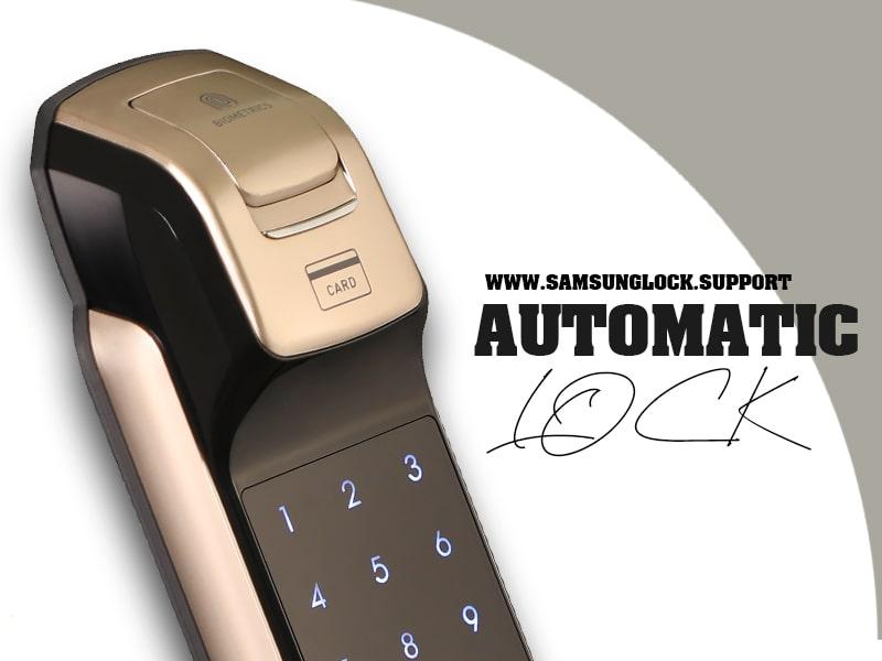 قفل هوشمند shp-dp920