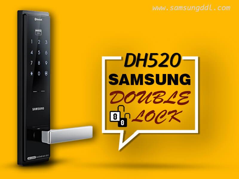 قفل سامسونگ dh520