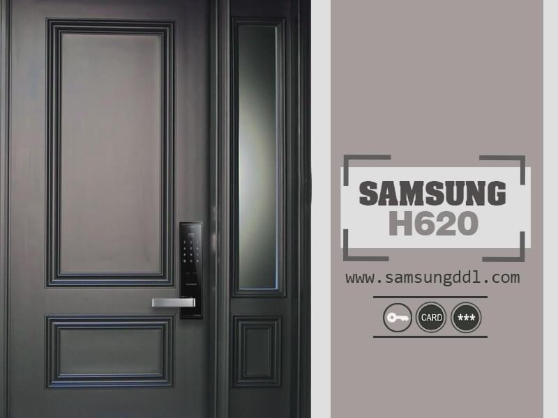 قفل هوشمند سامسونگ h620