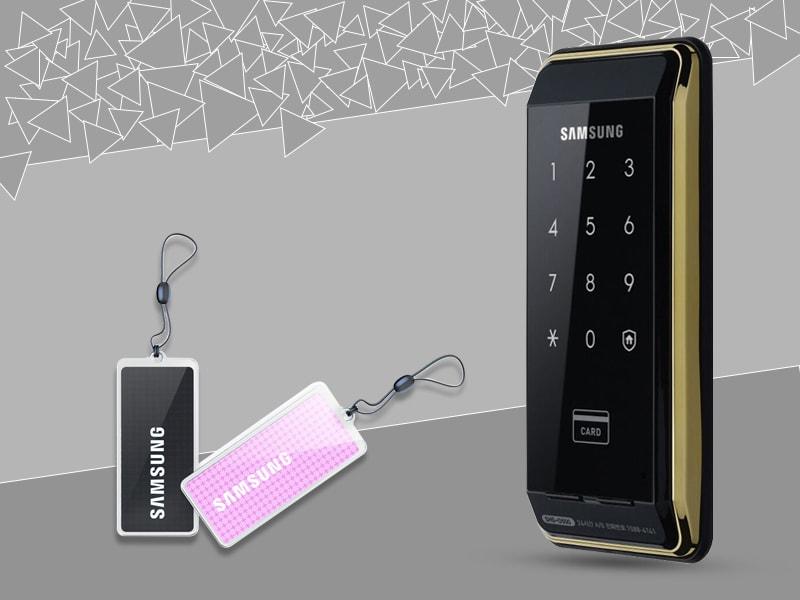 قفل دیجیتال سامسونگ SHS-D500