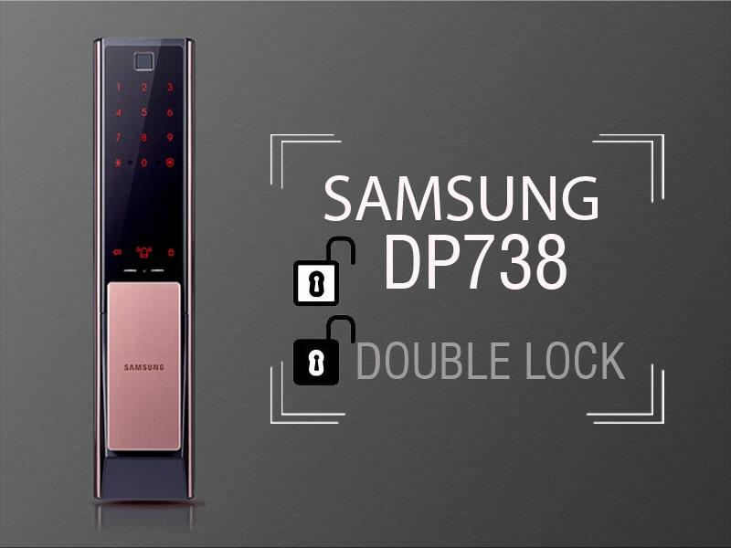 قفل دیجیتال سامسونگ dp738