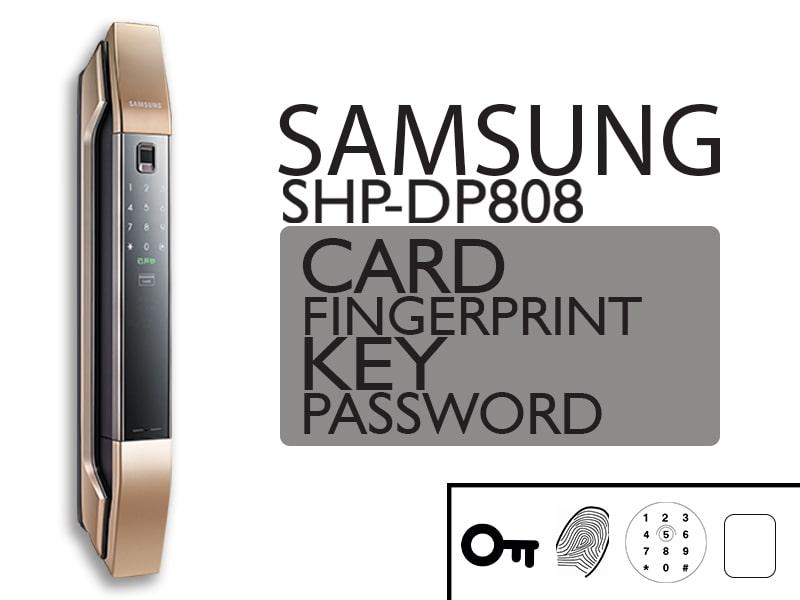 قفل سامسونگ dp808