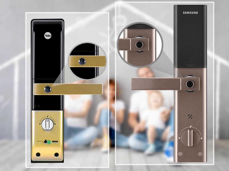 قفل-های-هوشمند