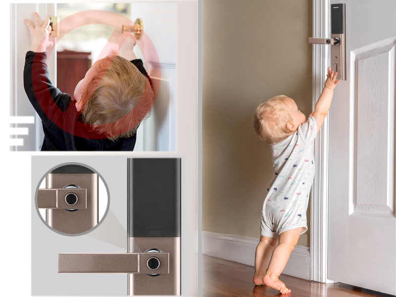 نقش اصلی قفل کودک