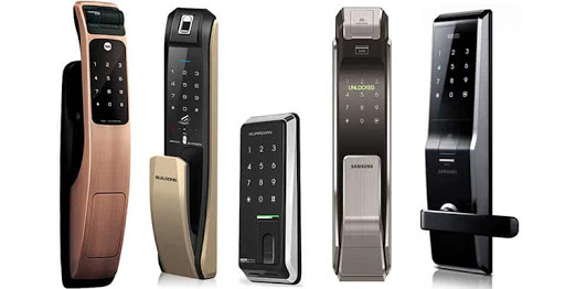 انواع قفل هوشمند