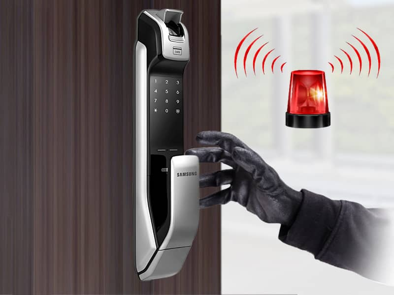 مزایای-قفل-هوشمند