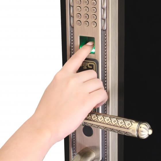 قفل الکترونیکی درب