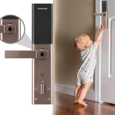 قفل کودک قفل دیجیتال