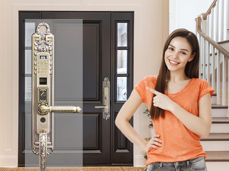 قفل-دیجیتال-کلاسیک