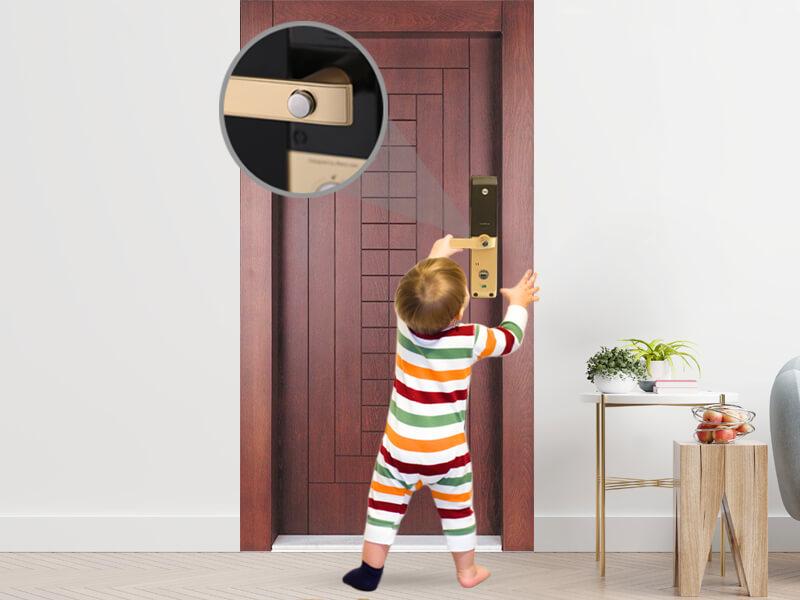 قفل-کودک