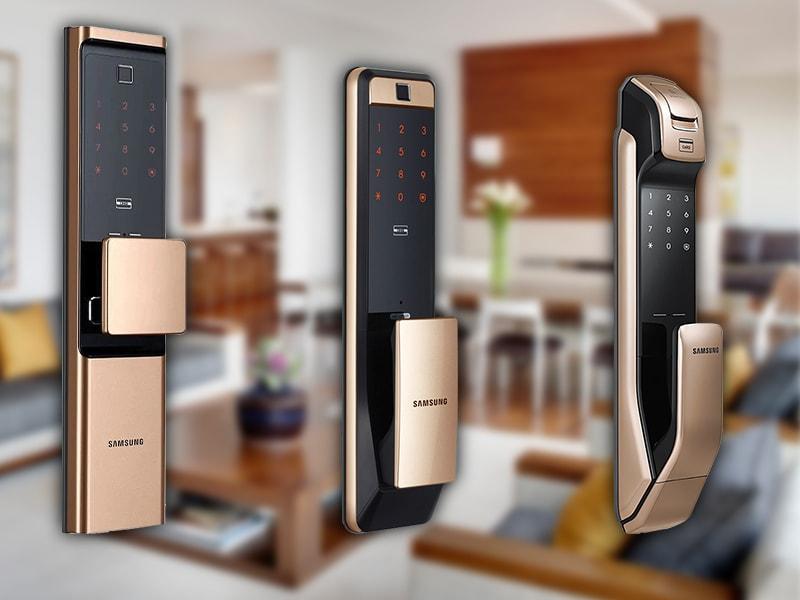 قفل هوشمند ضد سرقت